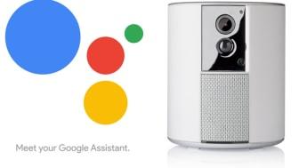 Efter en uppdatering har larmsystemet Somfy Protect fått stöd för röststyrningsjänsten Google Assistant