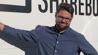 Michel Saxlund (39 år) er ansatt som COO i Sharebox.