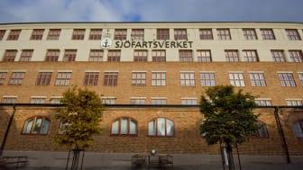Sjöfartsverkets huvudkontor. | Fotograf - Mikael Karlin