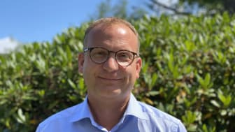 Fredrik Wiking, ny VD AB Regin