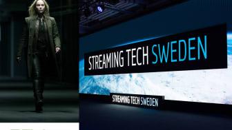 Filmlance talar på Streaming Tech Sweden 2019 den 7:e november