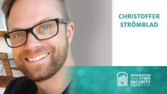 Christoffer Strömblad - keynote på konferensen ICSS 2019 16-18 september