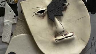 Inbjudan till vernissage: Bengt Berglund - en nyfiken rackare