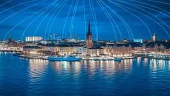 KONE Connectivity Stockholm skyline
