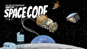 The popular educational material The Space Code is now available in English