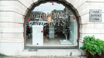 Utställningen Tipping Points är öppen 8-21 september på Svenskt Tenn. Foto: Lisa Åsberg