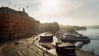 Readers of Condé Nast Travelers choose Grand Hôtel