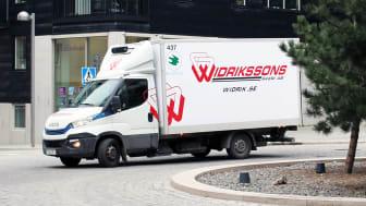 Widrikssons ISO-certifierade miljö- och kvalitetsledningssystemet får med beröm godkänt