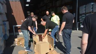 Lagerdag Nordjylland - logistikkonkurrence