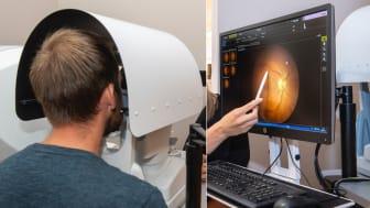 200 000 svenskar beräknas ha ögonsjukdomen glaukom. Foto: Anders Nilsson, Roxx.