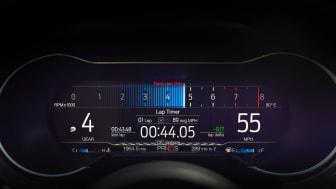 Ford præsenterer ny Mustang 2018