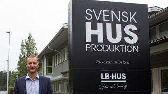 Fortsatt stark tillväxt för Svensk Husproduktion