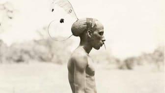 Fotograf: Eric von Otter, Kenya, ca 1920. Etnografiska museet