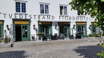 Tvedestrand Fjordhotell i Norge, ny medlem i Best Western Hotels & Resorts