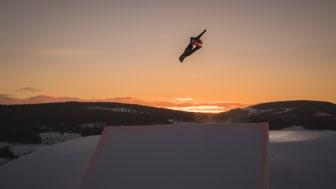 NM i snowboard
