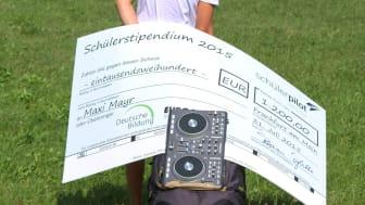 Gewinner des Schülerpilot-Stipendiums steht fest – 1.200 Euro für ein Musik-Blog-Projekt in Kanada