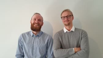Jacob Lundberg och Emil Svensson