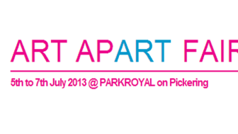 Luxy International-ART APART 2013 @Park Royal Singapore