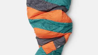 The Leftover Sleeping bag