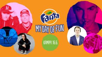 Suomalaiset suunnittelivat Fantalle tapahtuman, joka toteutetaan 16.6.2015 Narinkkatorilla