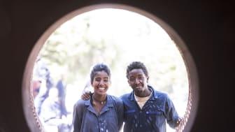 Almaz Munaye & Tadesse Mengesha.