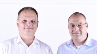 Dr. Frank Schifferdecker-Hoch und Jens Uhlhorn