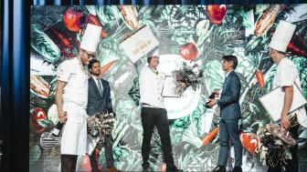 Årets Kock prisutdelning 2019. Fotograf Samuel Unéus