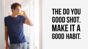 Dot Shot - Make it a good habit