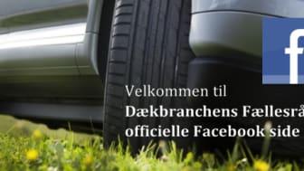 Ny dækprofil på Facebook