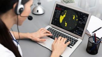 Kongsberg Digital's new radar application enables instructors to facilitate online radar training for students