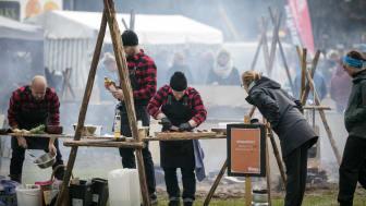 Sweden Outdoor Festival ställs in men finalen i SM i utomhusmatlagning planerar att genomföras. Foto: Tobias Andersson/Next Skövde
