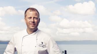 Daniel Müllern, Gastronomisk ledare på Ystads Saltsjöbad