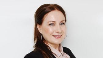 Larissa Strömberg, ny ansvarig för klimatneutralitet inom Svevia