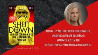 """Im Anhang finden Sie ein Video von Ina Knobloch zu """"Shutdown""""!"""