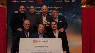 Savecore AB - Growth Partner of the Year
