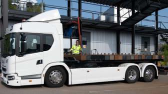 Scania opfører eget batterilaboratorium