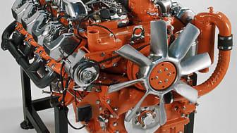 1972 entstand der erste V8-Motor von Scania für das Marinesegment.
