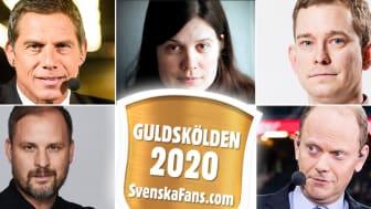 Ola Wenström, Linda Hedenljung, Erik Niva, Thomas Wilbacher, Lasse Granqvist
