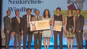 Kinderbibliothekspreis 2017: Gemeindebibliothek Hunderdorf-Neukirchen-Windberg