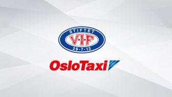 Oslo Taxi går inn som hovedpartner i Vålerenga