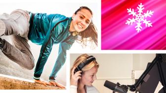 Rörelse och musik är temat för årets aktiviteter