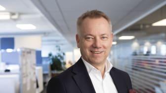 Johan Frilund tillträder som vd på Vehco den 1 mars, 2019.