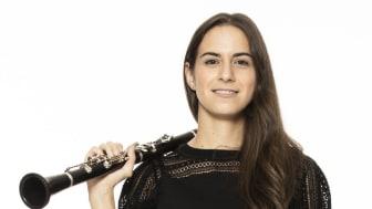 Latinsk hetta på klarinett med Blåsarsymfonikerna