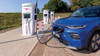 IONITY er Europas førende udbyder af højtydende ladenetværk til elbiler