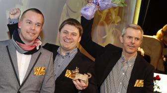Serrano vinnare av Arla Guldko® 2011 Bästa Snabbmål