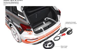 Audi Q4 e-tron ladekabler