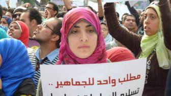 Arabiska våren: Protesterna mot förtrycket fortsätter