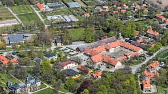 Akademiska Hus investerar för NordGen på Campus Alnarp
