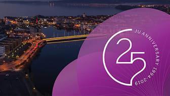 Jönköping University firar 25 år