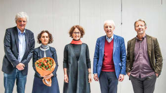 The Executive Council at the Goetheanum: Justus Wittich, Joan Sleigh (till October 2020), Constanza Kaliks, Matthias Girke and Ueli Hurter (since 2020)